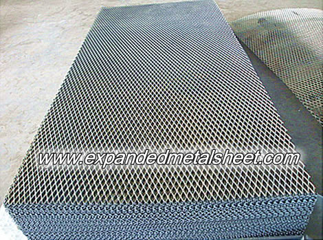 Diamond Expanded Metal Sheets